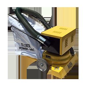 Power Vacuum — Battery Powered